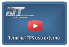 Terminal TPK uso externo